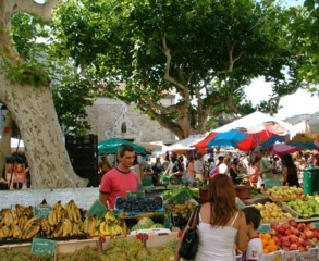 Markets in Limoux, Quillan and Couiza