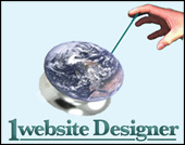 Internet site designer