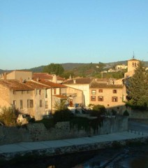 Couiza in Languedoc Roussillon